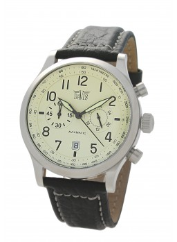 Davis - Aviamatic Watch BlkWht S