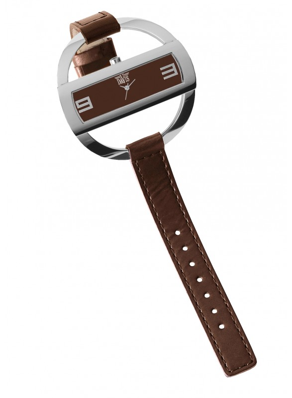 Davis - Caroll Watch Brown