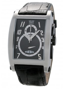 Davis - Baron 8 Watch Black