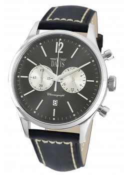 Davis - Century Watch Grey