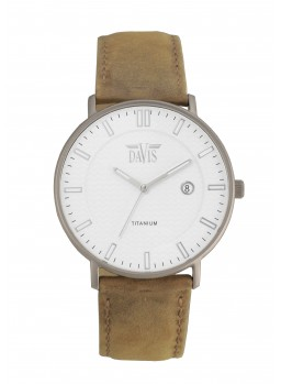 Davis - Boston Watch Camel Titanium
