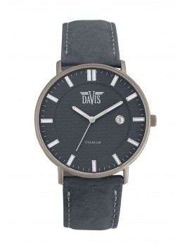 Davis - Boston Watch Blue Titanium