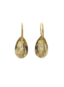 Spark - Gilded Drop Earrings