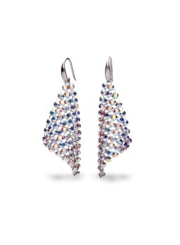 Spark - Small Chic Earrings Aurore Boreale